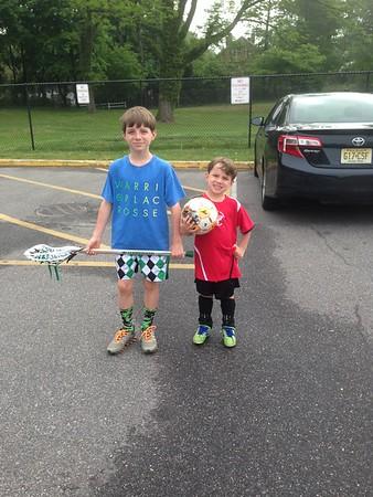 Henry's Soccer Game 05-17-15