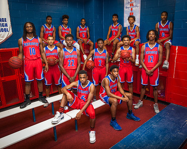 Heritage High School  Basketball Team