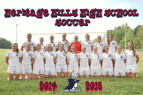 Heritage Hills Girls Soccer
