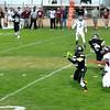 Defense sets up first 2014 Interception