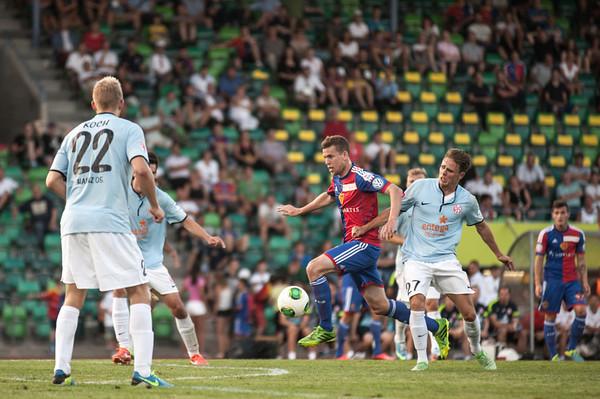Testspiel FC Basel 1893 vs FSV Mainz 05