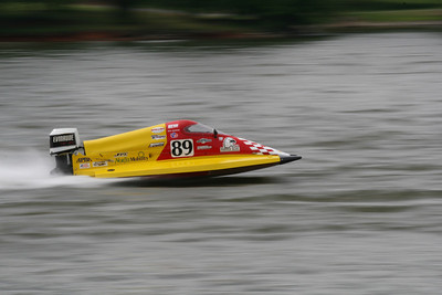 High Point, NC Challenge 2008 Formula Two and Three Boat Races