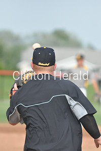 Bettendorf at Clinton doubleheader (6-12-14)