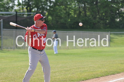 Clinton at Pleasant Valley baseball (6-5-14)