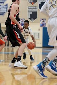 Twinsburg Boys Junior Varsity Basketball