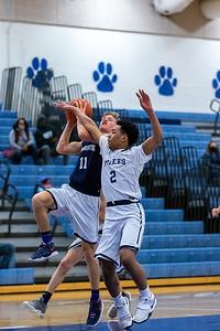 Twinsburg Middle School Boys Basketball