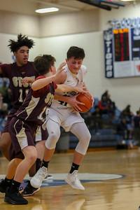 Twinsburg High School Boys Basketball