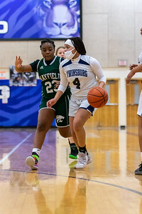 Twinsburg Middle School Girls Basketball