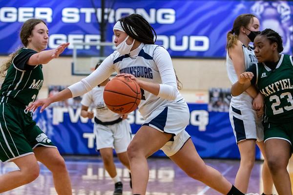 Twinsburg Middle School Girls Basketball