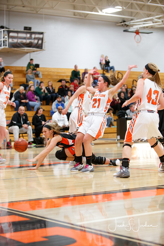 Girls Basketball: Cedarburg at Grafton