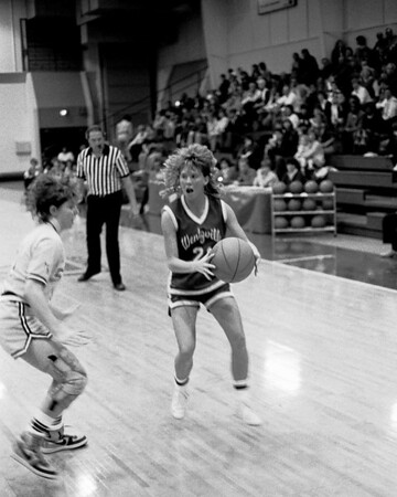 McCluer North (Stars) vs. Wentzville (Indians) 1986