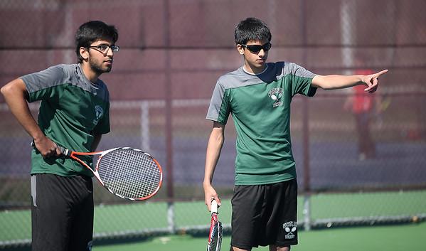 High School Boys Tennis