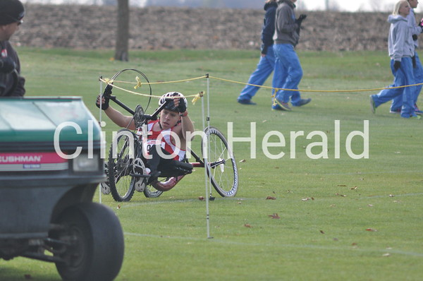 2012 IA State: Wheelchair Division & More