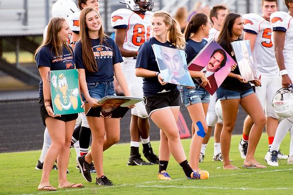 High School Football - 2015