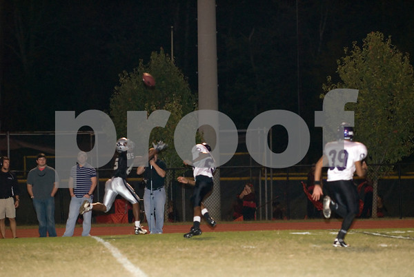 East Paulding Raiders 28 - Chapel Hill Panthers - High School Football Pictures