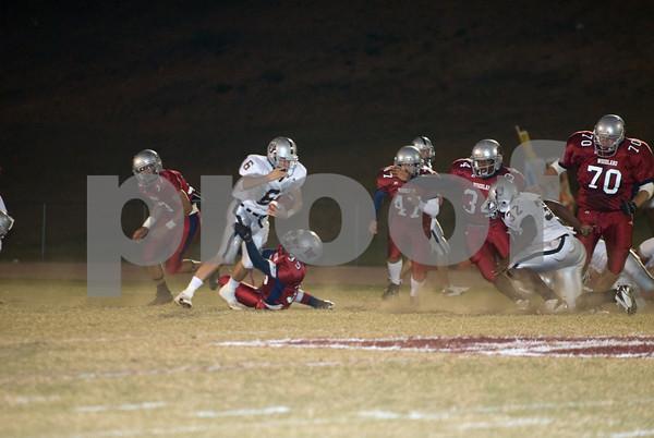 East Paulding Raiders 21 - Woodland Wildcats 13 - High School Football Pictures