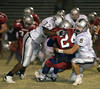 East Paulding Raiders 21 - Woodland Wildcats 13 - High School Football Pictures