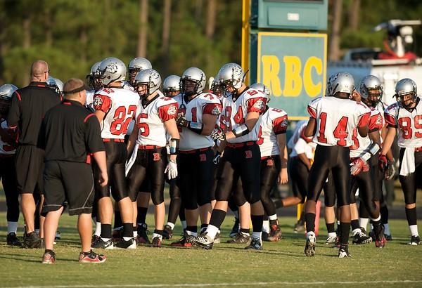 2009 Butler Varsity vs Richmond County