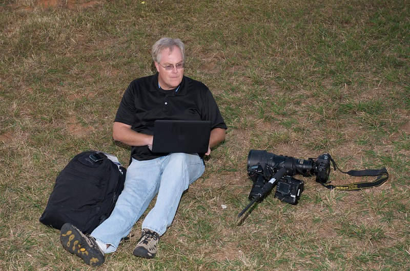 The BEST photographer on the field... Jeff Siner!!!  Thanks Jeff for all your instruction and expertise.