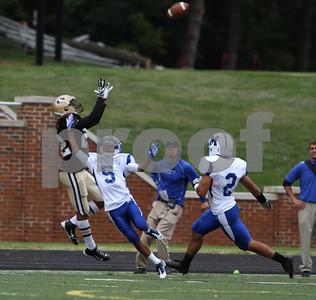 Football: Mercersburg Academy vs. Landon (09/17/2011)