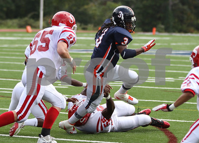 Football: St. Stephen's & St. Agnes vs. The Potomac School (09/24/2011)