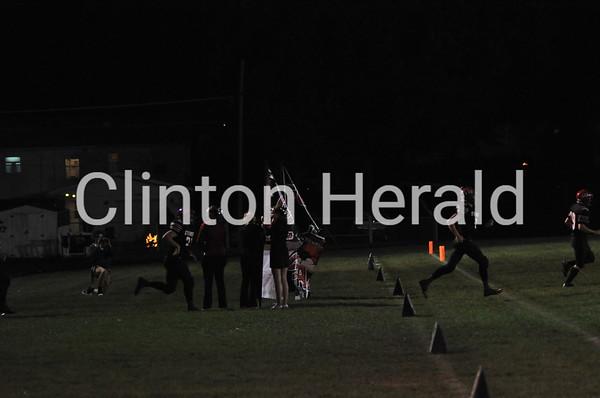 Erie/Prophetstown at Fulton football (9-19-14)