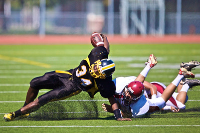 Football / MVHS 19-Sep-2009