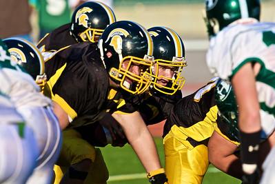 Football / MVHS 23-Oct-2009