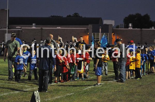 Mount Vernon at Camanche football (9-19-14)