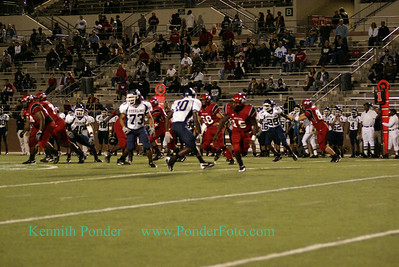 Galena Park Northshore High Homecoming 2008