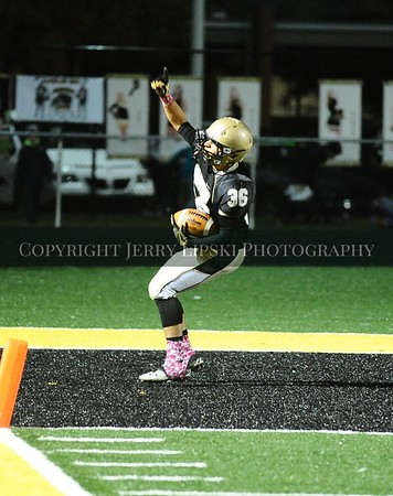 Oct 17 2014 Panthers vs Bowman Academy