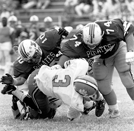 Pattonville vs Ritenour 1989