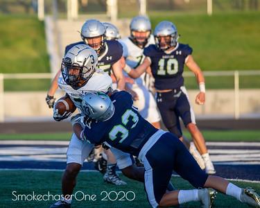 Ridgeline Football Scrimmage 8/9/2019