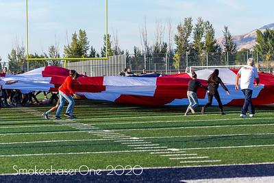 Ridgeline Football vs_Bear River 9/13/2019