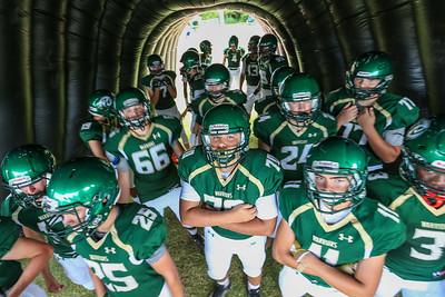 Westminster Christian School Varsity Football.