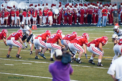 Millard South Patriots on Offense