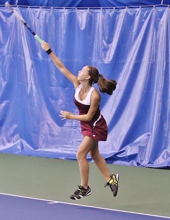2015 SWC girls tennis tournament