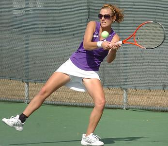 Girls tennis Sept. 11