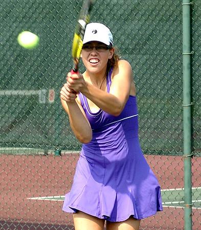 West Shore tennis