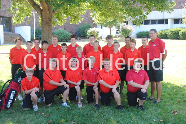 2012-13 Clinton Boys Team Photos