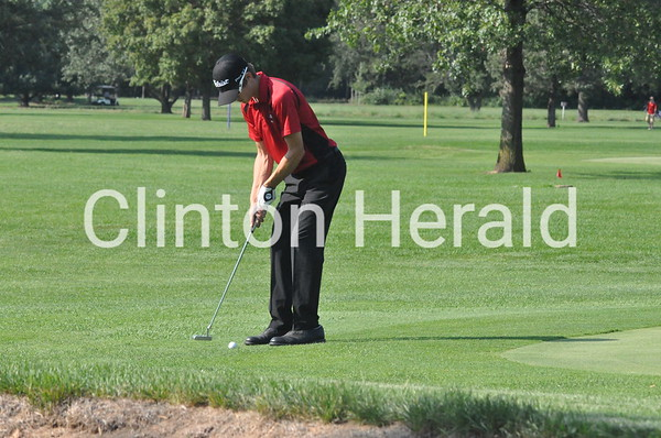 8/27/12 Fulton Golf Triangular