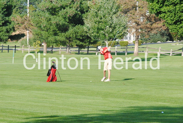 Morrison vs. Fulton golf — 9/17/14