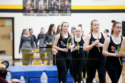 D2 Sectional (Tomah) GYM1718