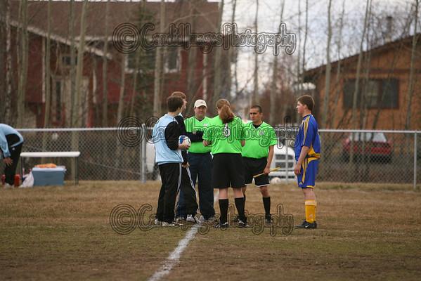 High School Soccer 2008