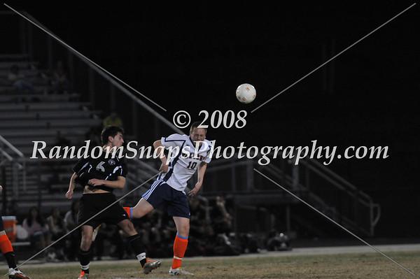 High School Soccer - 2011