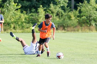 Twinsburg High School Soccer -- Friendly Match