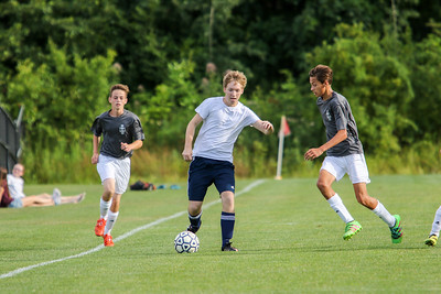 Twinsburg High School Soccer -- Friendly Match