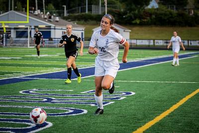 Twinsburg High School Soccer -- Girls Varsity
