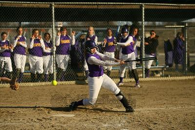 High School Softball 2008