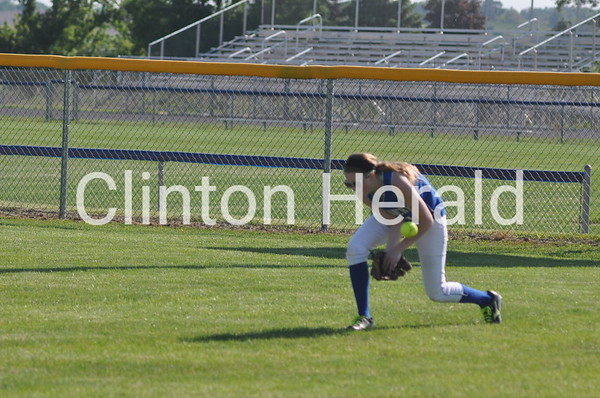 Camanche at Northeast doubleheader (6-3-13)